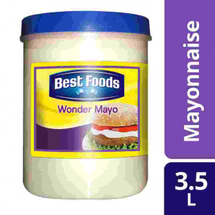 Best Foods Real Mayonnaise Wonder Mayo 3.5L