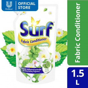 Surf Fabric Conditioner Antibacterial 1.5L Pouch